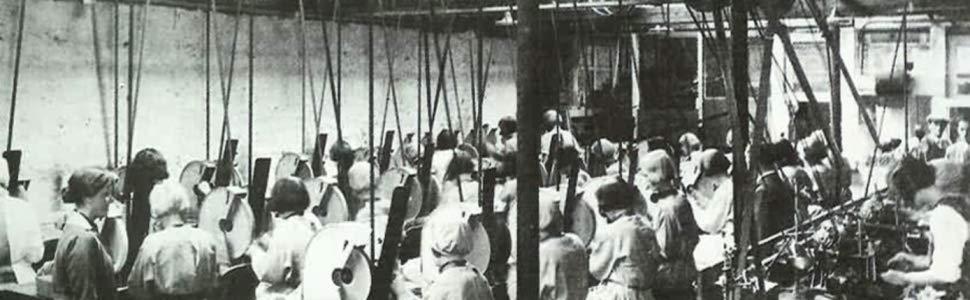Spirax Heritage Manufacturing