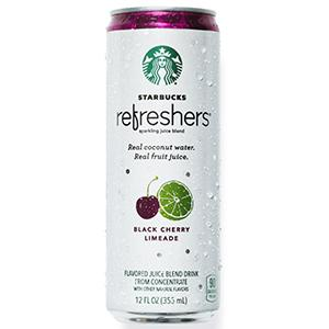 Starbucks Refreshers With Coconut Water 3 Flavor Variety Pack 12 Fl Oz Cans 12 Pack Packaging May Vary