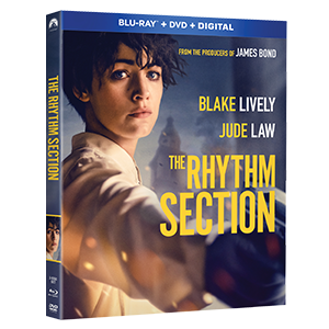 The Rhythm Section Blu Ray Amazon Ca Blake Lively Jude Law Sterling K Brown Dvd