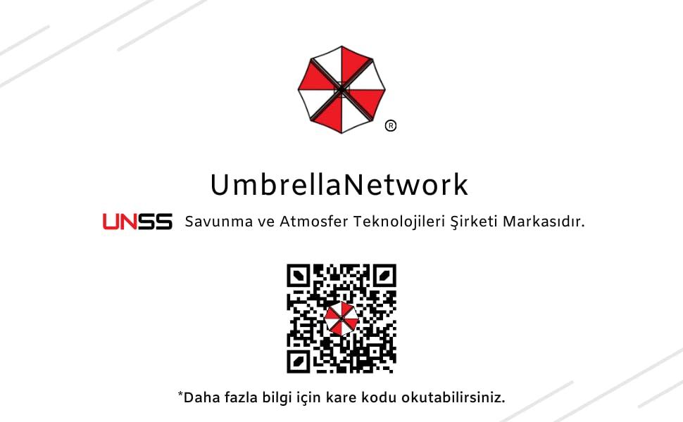 Umbrella Network bir UNSS Savunma ve atmosfer teknolojileri şirketi markasıdır.