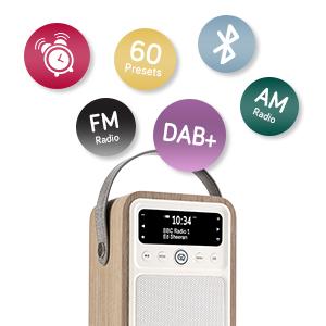 VQ, DAB, FM, Radio