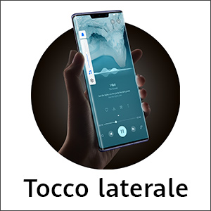 Tocco laterale
