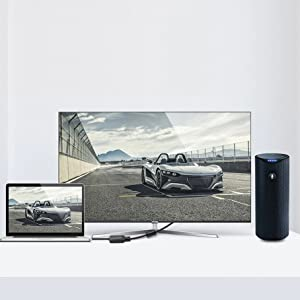 Audio and Full HD Video Support