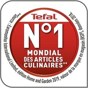 Tefal, N°1 Mondial des articles culinaires