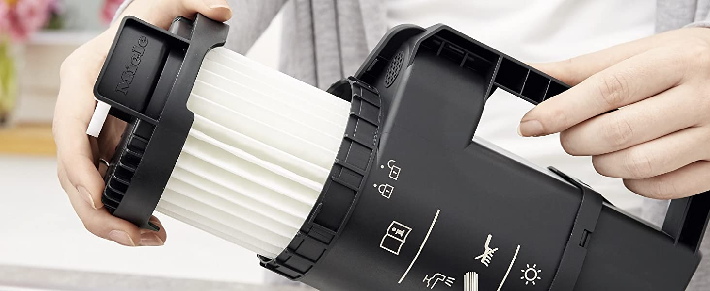 Miele Gore CleanStream Fine Dust Filter