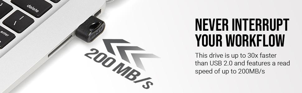 Elite-X Fit USB 3.1 Flash Drive