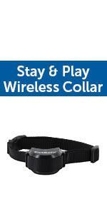 Stay & Play Wireless Collar, Wireless Fence