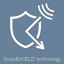 Tecnología de escudo de sonido