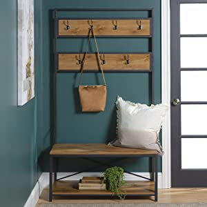 entry way, hall way, entry furniture, mud room, hall tree, storage furniture, coat tree, coat rack