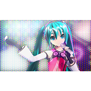 初音ミク Project DIVA MEGA39's リズムゲーム Nintendo Switch