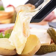 Little Balance;Wood For 2;raclette;grill;plancha;raclette bois;raclette pour 2;anti-adhésif
