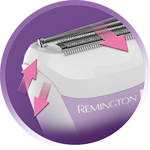 Remington Smooth & Silky WSF5060 Depiladora Femenina, Depiladora ...