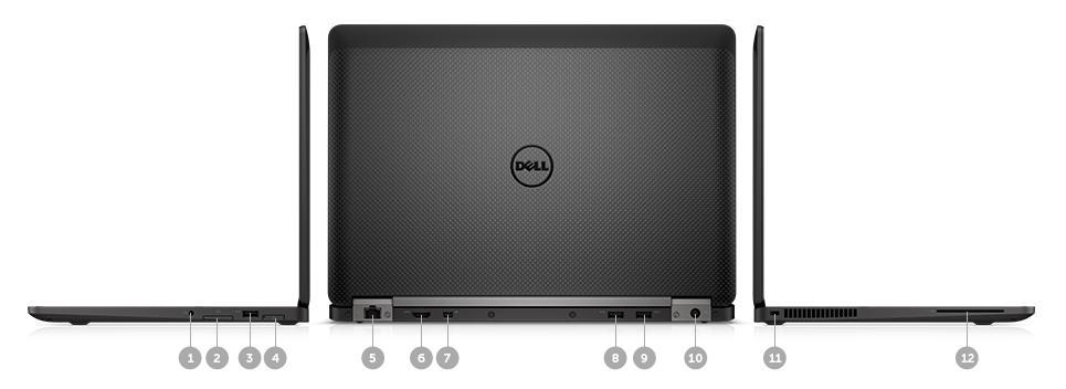 Amazon.com: Dell K77PN Latitude 7470, 14