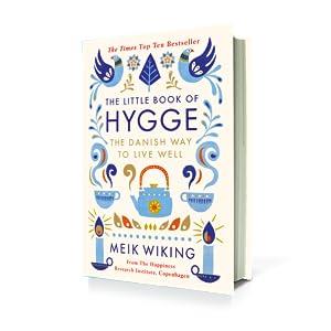 The Little Book of Hygge Meik Wiking Lykke Scandinavia Lagom Danish Denmark Happiness Nordic