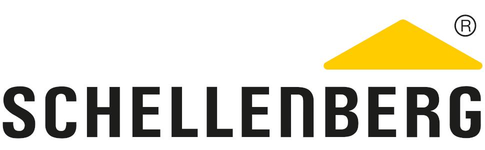 Schellenberg drukrol: Laat de rolluiklamellen gemakkelijker in de geleiderail glijden.