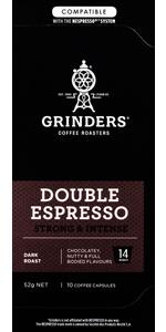 Grinders Nespresso