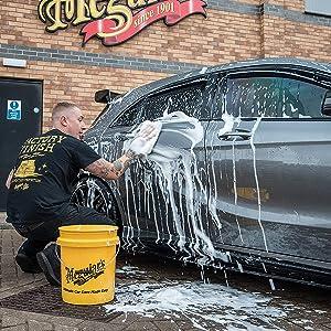 Meguiar S A2516eu Soft Wash Gel Autoshampoo 473 Ml Auto