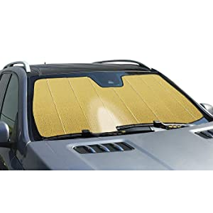 The absolute, ultimate automotive sunshade.