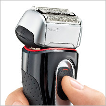 tricky shave, male shave, electric shaver, best electric shaver