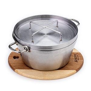 鍋敷きとして