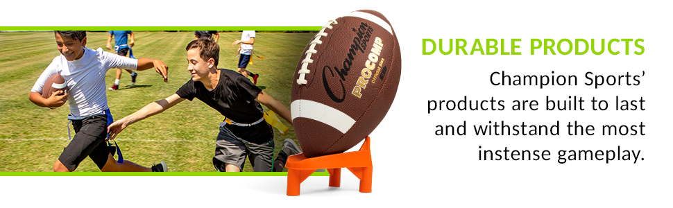 Champion Sport Team Sport Equipment - Football and Flag Football