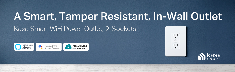 A Smart, Tamper Resistant, In-Wall Outlet