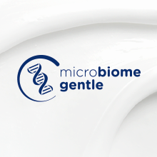 An Icon showing this body is microbiome gentle