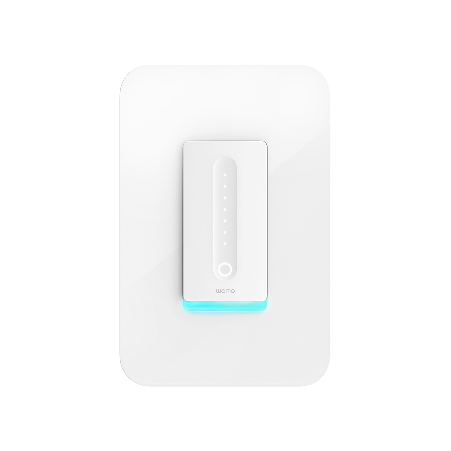 Amazon Com Wemo Dimmer Wi Fi Light Switch Works With