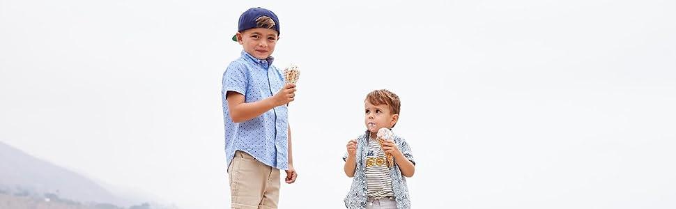 Big Kid and Little Kid