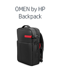 OMEN by HP Gaming Backpack (Reacher, 4YJ80AA)