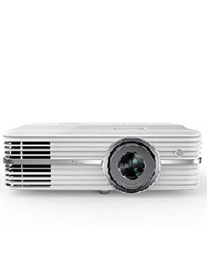 OPTOMA TECHNOLOGY UHD40 - Proyector 4K Home Cinema Ultra HD, 2400 ...