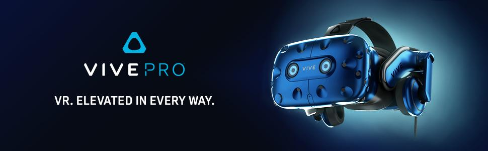 Amazon com: HTC VIVE Pro Virtual Reality Headset Only