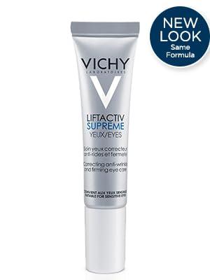 Vichy Liftactiv Crema Para Contorno De Ojos Antiarrugas Y Reafirmante Gran Calidad 0 5 Onzas Fluidas Premium Beauty