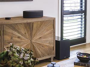MusicCast 50, MusicCast, wireless speaker, home audio, multi-room, multi-room audio, subwoofer