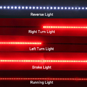 tailgate light bar