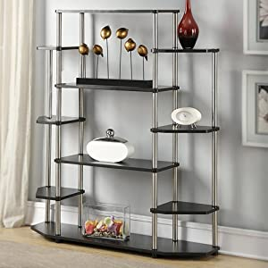 shelving unit bookcase