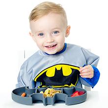 Babero Batman con mangas