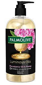 Palmolive Luminous Oils Macadamia Oil & Peony Hand Wash