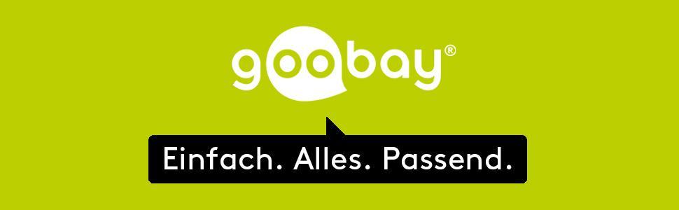 Goobay 64559 Slim Powerbank 8 0 Mit 8000 Mah Und Elektronik