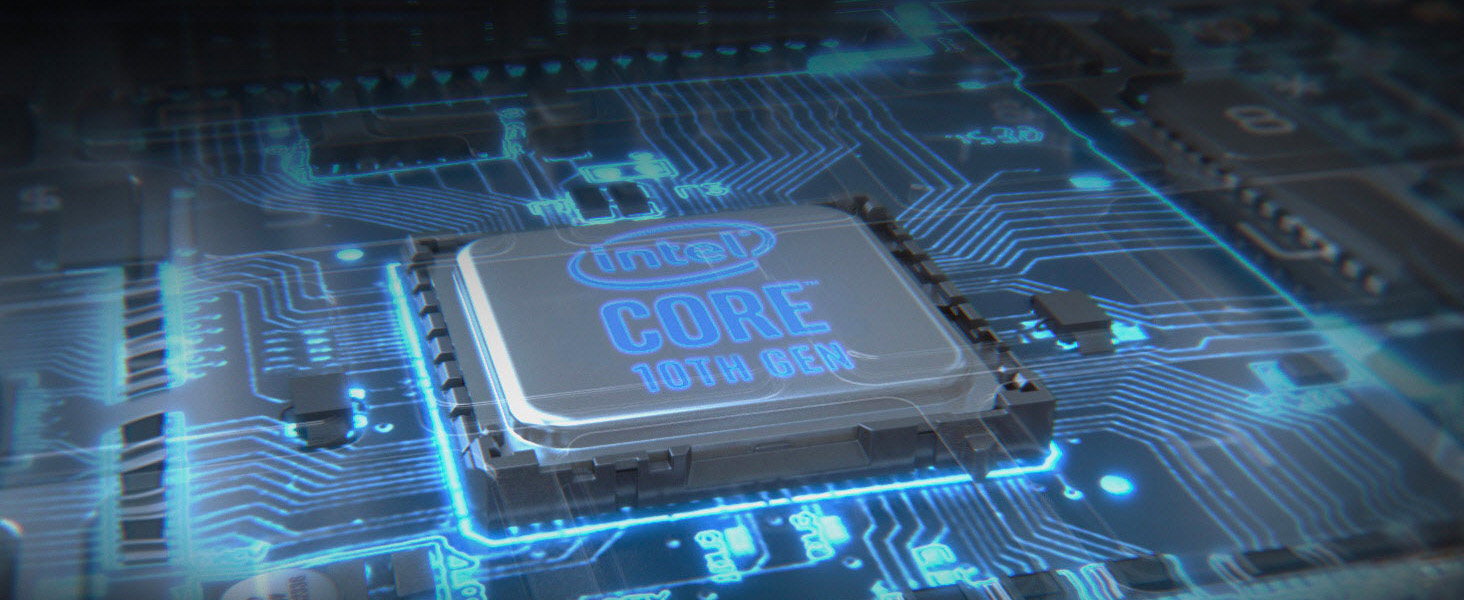 10th gen intel cpu