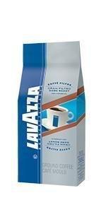 Lavazza Gran Filtro Dark Roast Groun Coffee Drip Coffee Rail Coffee