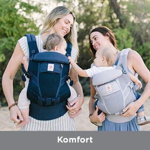 Ergobaby Babytrage ergonomisch
