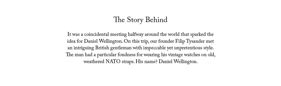 Daniel Wellington, Classic Black