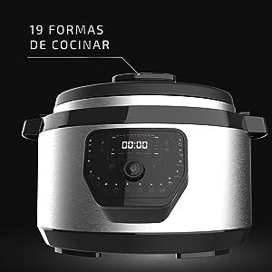 Cecotec Olla Programable GM. Programable, Sistema Inteligente de cocción (Modelo H Ovall): Amazon.es