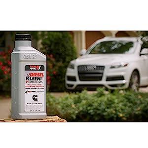 Diesel Kleen with car