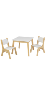 KidKraft Table and Chairs Set, Kids Table and Chairs, Childrens Table and Chairs