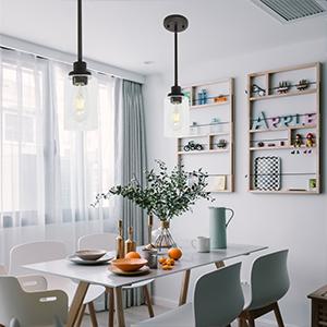 dining room lighting fixtures hanging