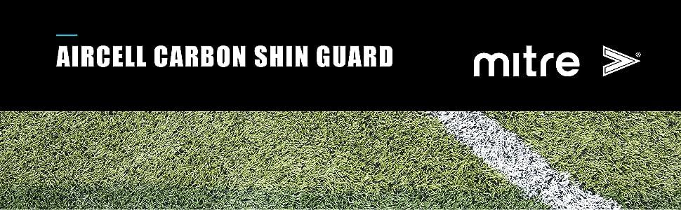 aircell carbon shin guard