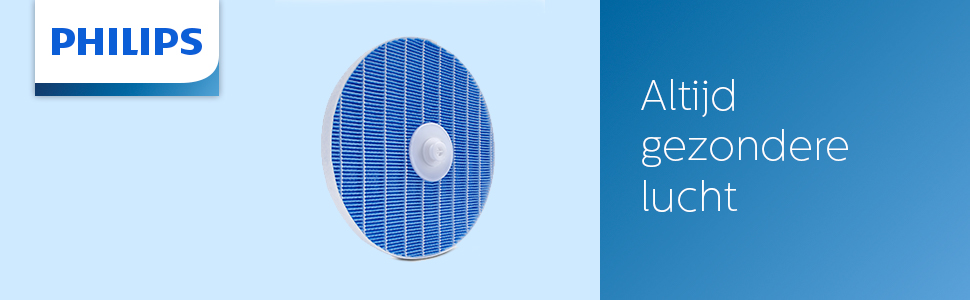 Philips NanoCloud-bevochtigingsfilter FY3435/30