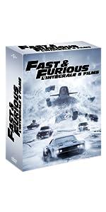 Coffret Intégrale Fast & Furious [DVD]